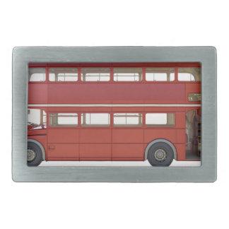 Ônibus do vermelho do autocarro de dois andares
