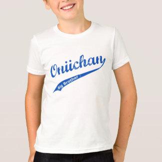 Oniichan, camisa do basebol do big brother