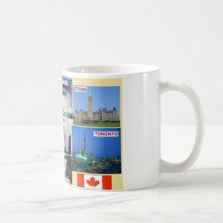 Ontário Canadá Caneca De Café