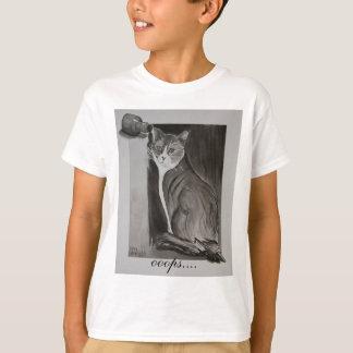 Ooops…. Camiseta