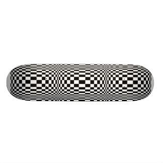 OP - arte #1 Shape De Skate 20,6cm