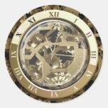 Opções do maquinismo de relojoaria 6A
