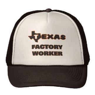 Operário de Texas Boné