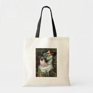 Ophelia - Pug 17 - jovem corça Bolsa Tote