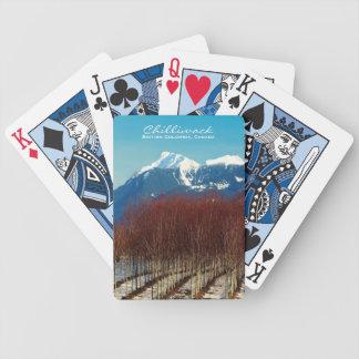 Opinião de Cheam em Chilliwack, Columbia Britânica Jogos De Cartas