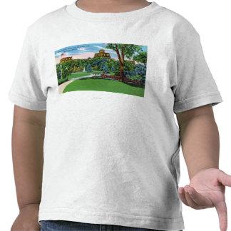 Opinião do parque do congresso do hotel grande da  tshirt