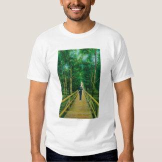 Opinião do passeio à beira mar no Presidio Tshirts