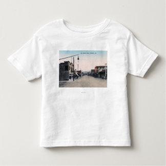 Opinião San Benito StreetHollister, CA Camiseta Infantil