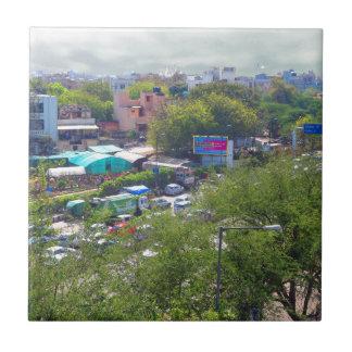 Opiniões do tráfego de Nova Deli India das