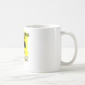 optimismo perigoso caneca de café