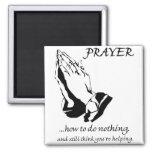 Oração como não fazer nada ima