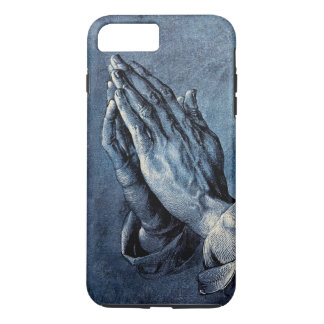 Oração dobrada das mãos - Durer Capa iPhone 7 Plus