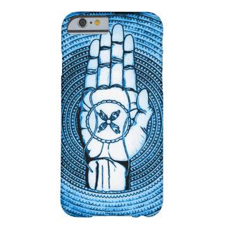 Oracle astral entrega a arte capa barely there para iPhone 6