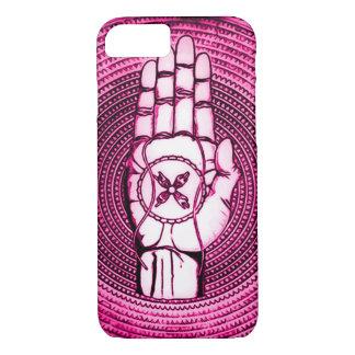Oracle cor-de-rosa entrega a arte capa iPhone 7