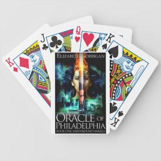 Oracle de cartões de Philadelphfia Carta De Baralho