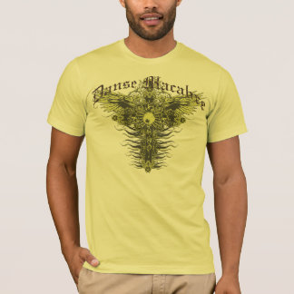 Oracle escuro camiseta