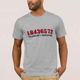 ordem de acendimento | que de 18436572% pipe% você camiseta