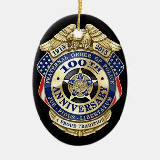 Ordem de Faternal de ornamento da polícia