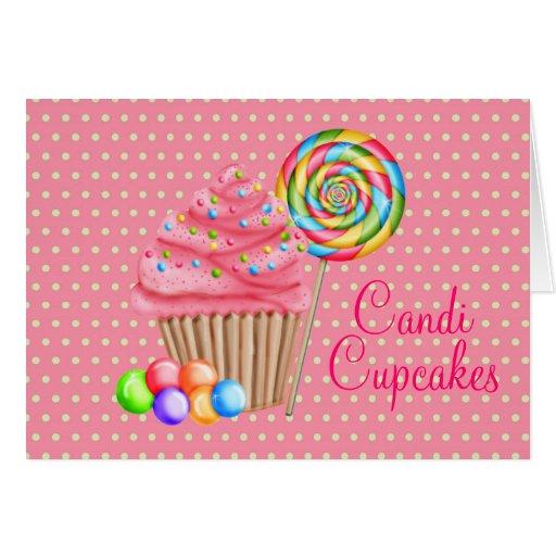 Ordem feita sob encomenda para cupcakes de Candace Cartoes