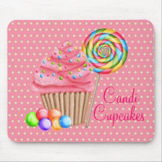 Ordem feita sob encomenda para cupcakes de Candace Mouse Pad