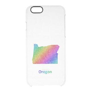 Oregon Capa Para iPhone 6/6S Transparente