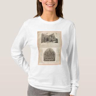 Órgão do tabernáculo de Brooklyn grande construído Camiseta