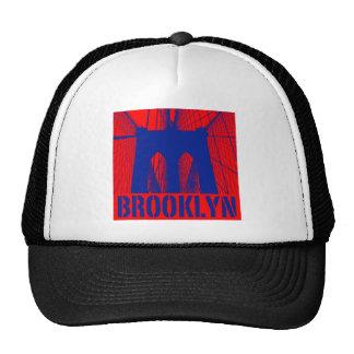 Orgulho 2 da silhueta da ponte de Brooklyn Boné