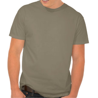 Orgulho alegre do urso da sombra legal do urso do t-shirts
