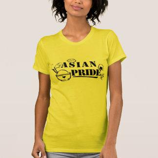 Orgulho asiático camisetas