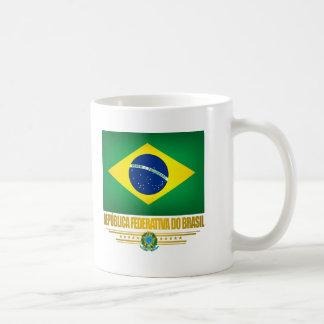 """""""Orgulho brasileiro """" Caneca"""