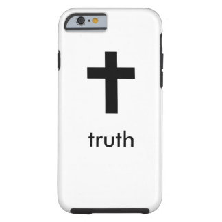 Orgulho cristão capa tough para iPhone 6