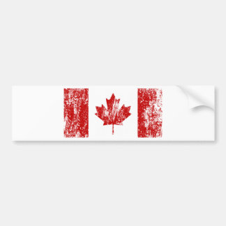 Orgulho da bandeira de Canadá Adesivos