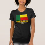 Orgulho de Benin Camiseta