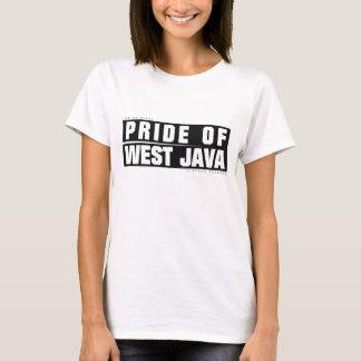 Orgulho de Java ocidental Camiseta
