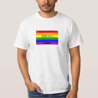 Orgulho de Kauai camisa de 2014 T