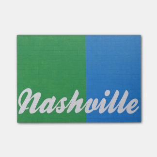 Orgulho de Nashville Bloco De Notas