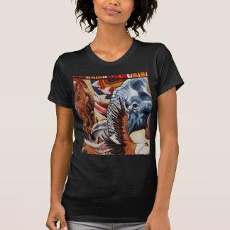 Orgulho do elefante tshirts