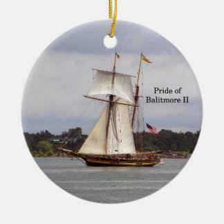 Orgulho do ornamento de Baltimore II