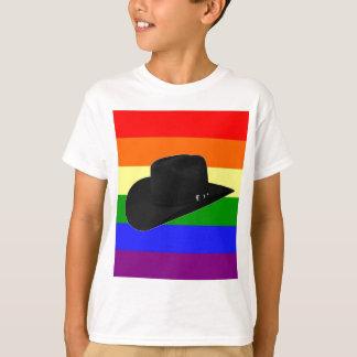 Orgulho do vaqueiro camiseta