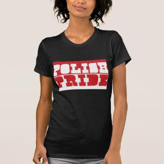 Orgulho polonês tshirts