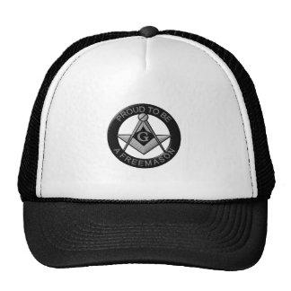 Orgulhoso ser um Freemason Boné