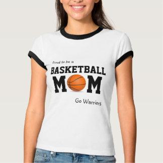 Orgulhoso ser uma camisa customizável da mamã do