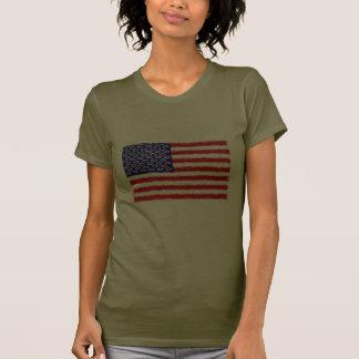 Origem cristã da bandeira dos EUA T-shirt