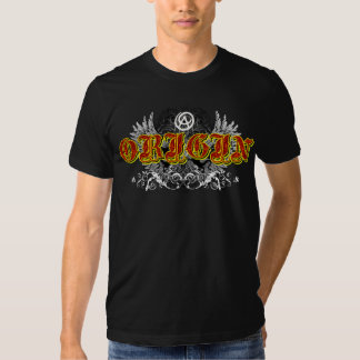 ORIGEM DE OAC T-SHIRTS