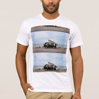 Origem VanLife Seaward Camiseta
