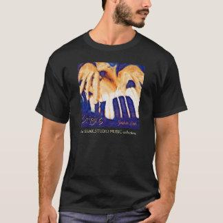 Origens, t-shirt preto camiseta