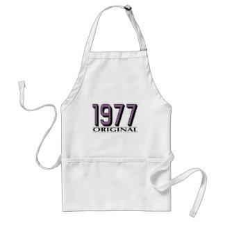Original 1977 aventais
