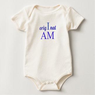 Original Body Para Bebê