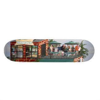 Original de Belloise do Sal Shape De Skate 18,4cm