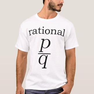 Original racional camiseta